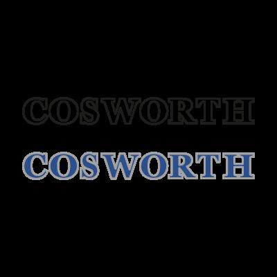 Cosworth logo vector logo