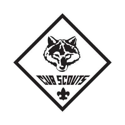 Cub Scouts logo vector logo