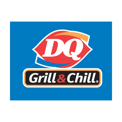 Dairy Queen Grill Chil logo vector logo