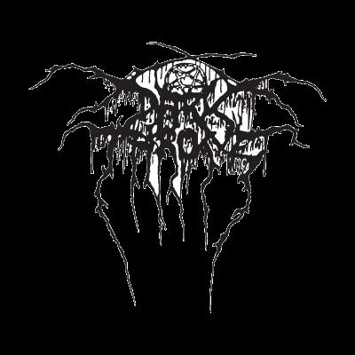Darkthrone logo vector logo