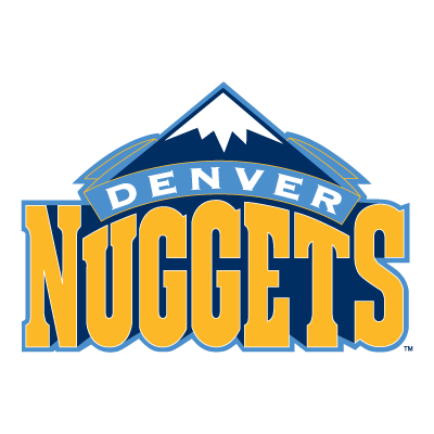 Denver Nuggets logo vector logo