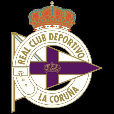 Deportivo de La Coruna logo vector logo