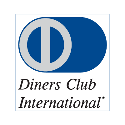 Diners Club International logo vector logo