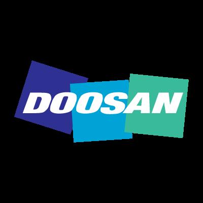 Doosan logo vector logo