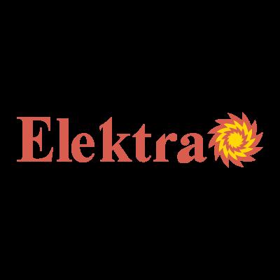 Elektra logo vector logo