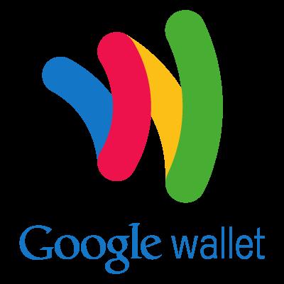 Google Wallet logo vector logo