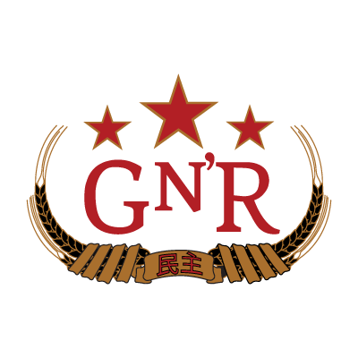 Guns N' Roses logo vector logo