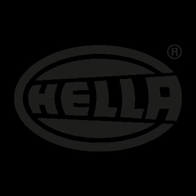 Hella logo vector logo