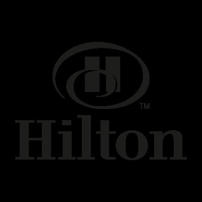 Hilton logo vector logo