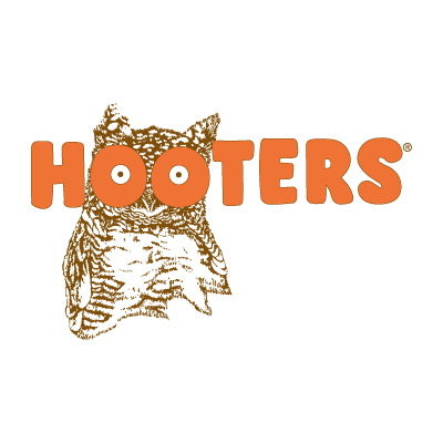 Hooters logo vector logo