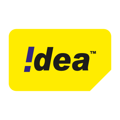 Idea Cellular logo vector logo