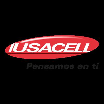 Iusacell logo vector logo