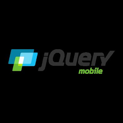 JQuery Mobile logo vector logo
