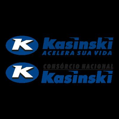 Kasinski logo vector logo