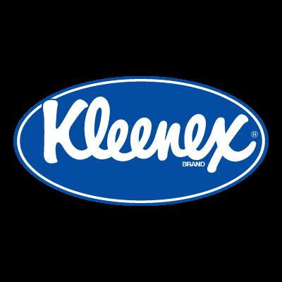 Kleenex logo vector logo