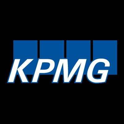 KPMG logo vector logo