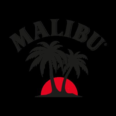 Malibu logo vector logo