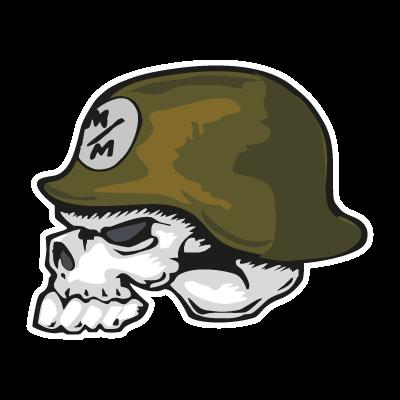 Metal Mulisha logo vector logo