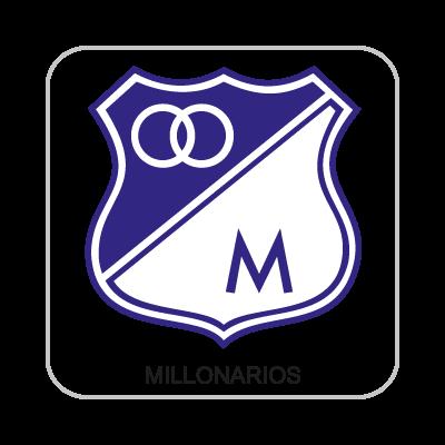 Millonarios logo vector logo