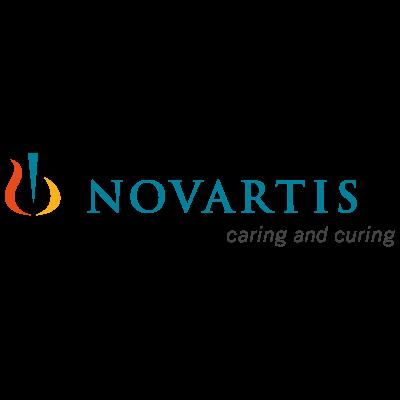 Novartis logo vector logo