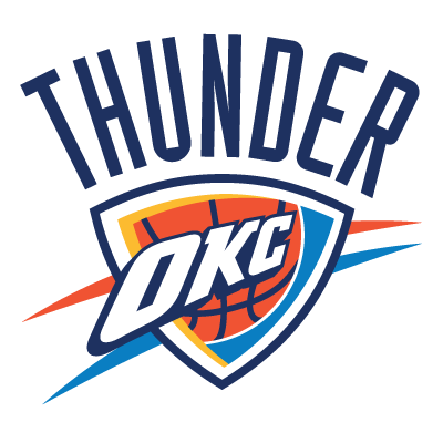 Oklahoma City Thunder logo vector logo