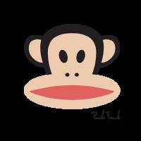 Paul Frank Monkey logo