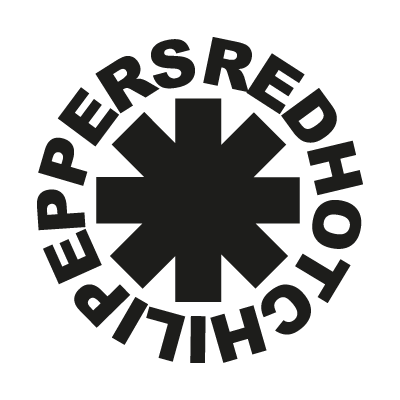 Red Hot Chili Peppers logo vector logo