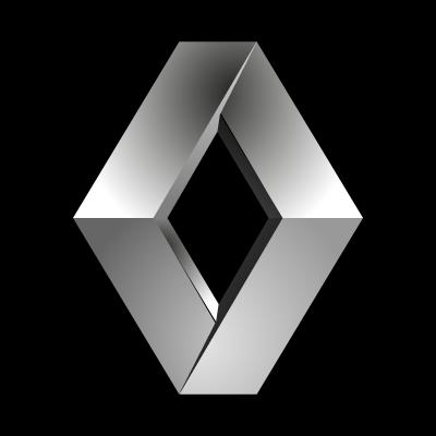 Renault auto logo vector logo