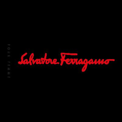 Salvatore Ferragamo logo vector logo