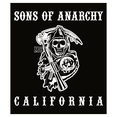 Sons of Anarchy logo vector logo