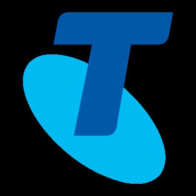 Telstra logo vector logo