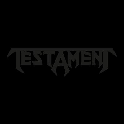 Testament logo vector logo