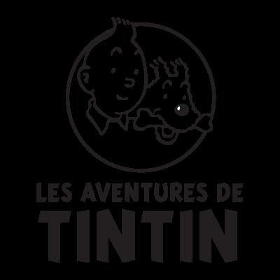 Tintin logo vector logo
