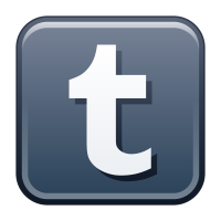 Tumblr icon logo