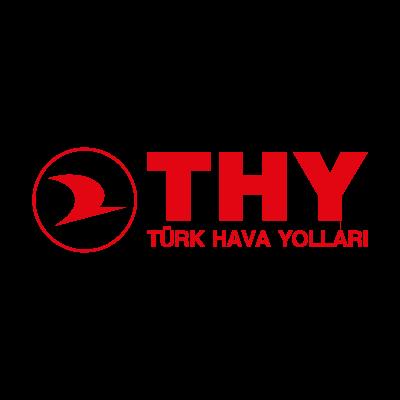 Turkish Airlines logo vector logo