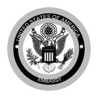 United States of America Embassy logo