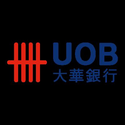 UOB logo vector logo