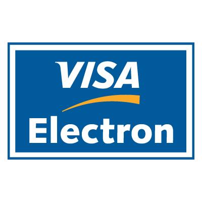 VISA Electron logo vector logo