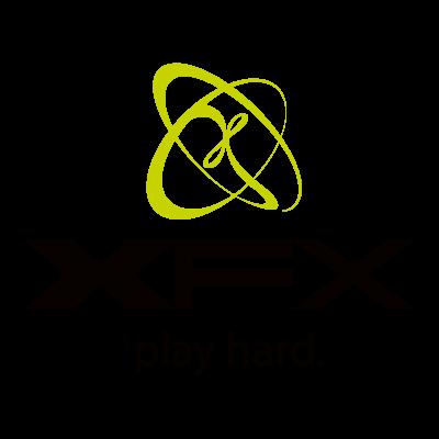 XFX logo vector logo