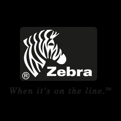 Zebra logo vector logo
