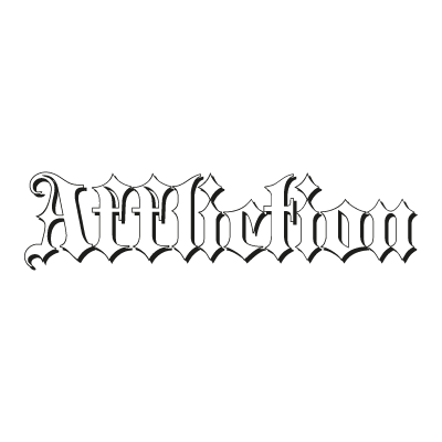 Affliction logo vector logo
