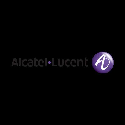 Alcatel Lucent logo vector logo