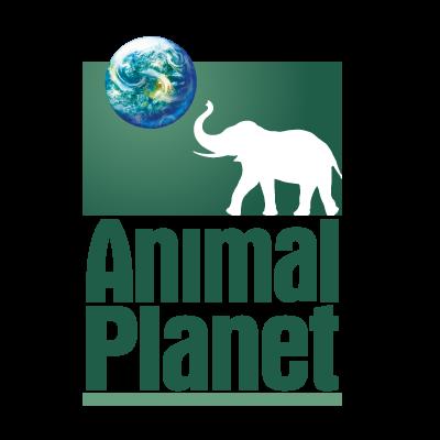 Animal Planet TV logo vector logo