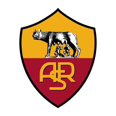 AS Roma logo vector logo