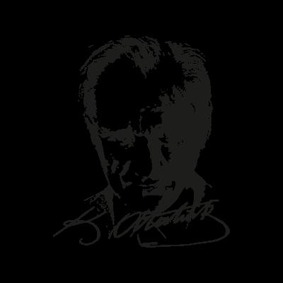 Ataturk  logo vector logo