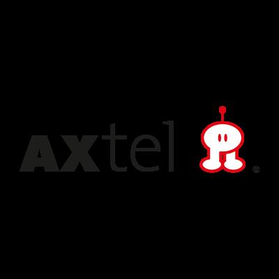 Axtel logo vector logo