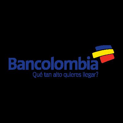 Bancolombia logo vector logo