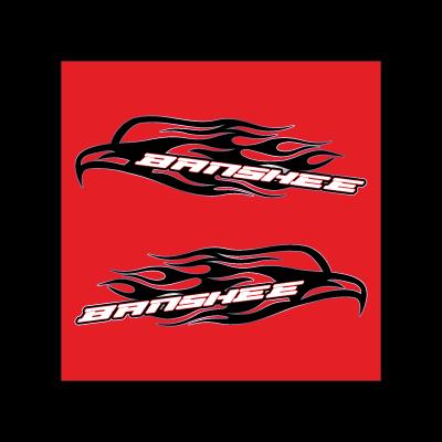 Banshee logo vector logo