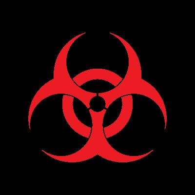 BioHazard vector logo