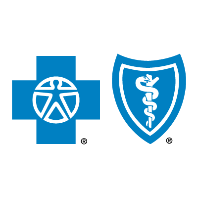 Blue Cross Blue Shield logo vector logo